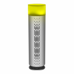 Bluetooth колонка Ovevo Melody Z3 Bluetooth Led (Yellow)