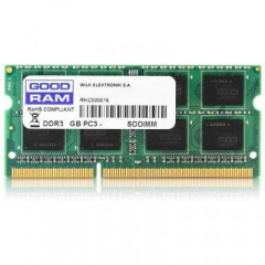 Модуль памяти SO-DIMM 8GB/1600 DDR3 1,35V GOODRAM (GR1600S3V64L11/8G)