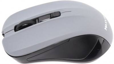 Миша Maxxter Mr-337-Gr Wireless Gray
