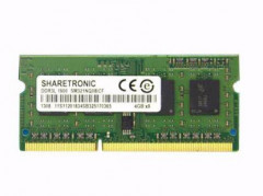 Оперативная память Sharetronic (SO-DIMM, DDR3L, 4Gb, 1600MHz, SM321NQ08ICF) Б/У