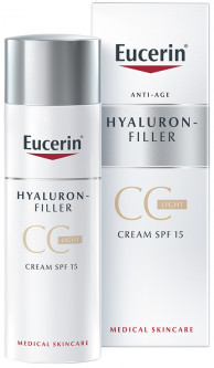 CC-крем Eucerin Hyaluron-Filler Light 50 мл (4005800143649)
