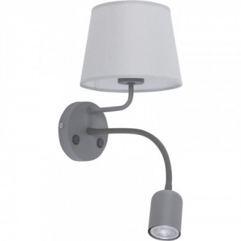 Бра TK Lighting 2536 MAJA LED GRAY