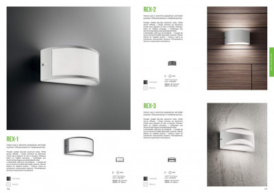 Бра Ideal Lux 092416 REX-2