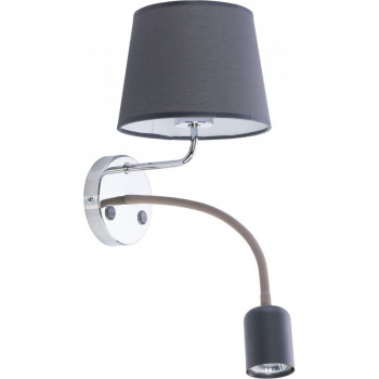 Бра TK Lighting 2427 MAJA LED GRAY