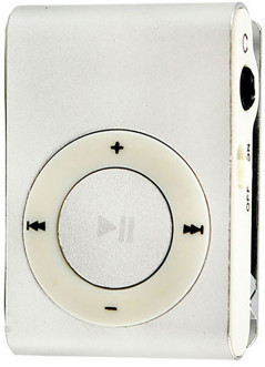 TOTO TPS-03 Without display&Earphone Mp3 Silver