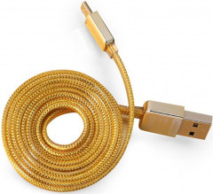 Remax Golden Micro-USB 1m Gold