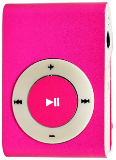 TOTO TPS-03 Without display&Earphone Mp3 Pink