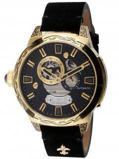 Часы Haemmer RD-500 Rebellious Black Rock Unisex 45mm 10ATM
