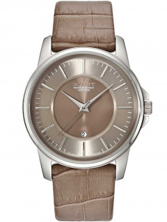 Часы Gant GT004002 Warren Herrenuhr 42mm 5ATM