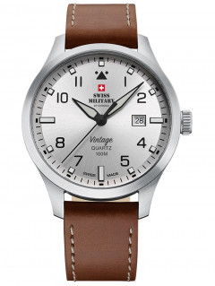 Часы Swiss Military SM34078.05 Herren 43mm 10ATM