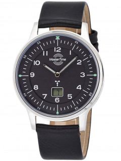Часы Master Time MTGS-10658-71L Funk Slim II Series Herren 42mm 5ATM