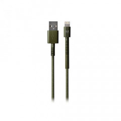 Кабель Fresh 'N Rebel Fabriq Lightning Cable 1.5m Army (2LCF150AR)