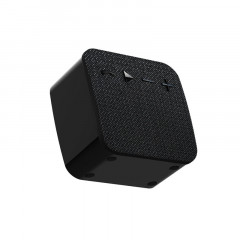 Портативная bluetooth колонка REMAX Bluetooth Fabric RB-M18 Black (112930)