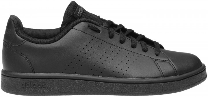 Кеды Adidas Advantage Base EE7693 45 (11.5UK) 30 см Cblack/Cblack/Gresix (4061615479601) - изображение 1