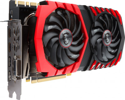 MSI PCI-Ex GeForce GTX 1080 Ti Gaming 11GB GDDR5X (352bit) (1493/11016) (DVI, 2 x HDMI, 2 x DisplayPort) (GTX 1080 Ti GAMING 11G)