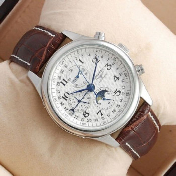 Longines Day phase Silver/White ААА