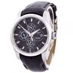 Tissot T-Classic Couturier Automatic Alternative Black-Silver-Black