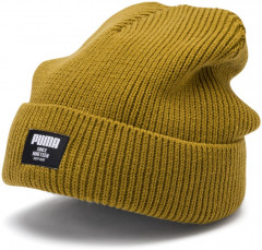 Шапка Puma Ribbed Classic Beanie 02170906 One Size Moss Green (4060981732631)