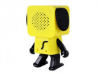 Колонка Dancing Dog Bluetooth Speaker Yellow - изображение 5
