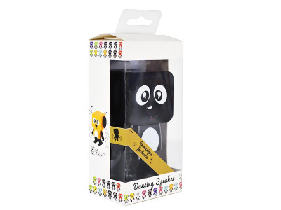 Колонка MOB Dancing Dog Bluetooth Speaker Black