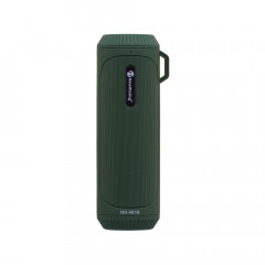 Bluetooth Speaker ZBS Bluetooth NR4016 Green (22895)