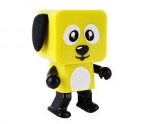 Колонка MOB Dancing Dog Bluetooth Speaker Yellow