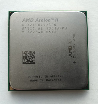 Процесор AMD Athlon II X2 240 2,8 GHz sAM3 Tray (ADX240OCK23GM ADX240OCK23GQ) Regor Б/У