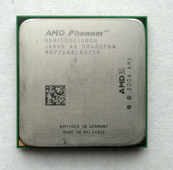 Процесор AMD Phenom X4 9150e 1,8 GHz sAM2+ Tray (HD9150ODJ4BGH) Agena Б/У