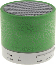 Портативная акустика TOTO A9 Shine Big Size Bluetooth Speaker Green