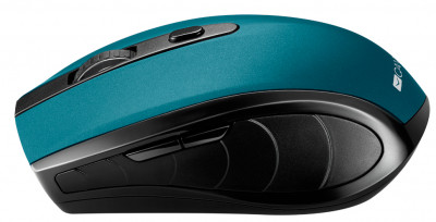 Миша Canyon CNS-CMSW08G Wireless Black/Green