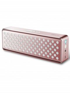 Портативная колонка ROCK Mubox Bluetooth Speaker Rose Gold (227D7)