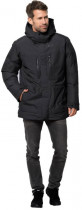 Пуховик Jack Wolfskin North Ice Parka M 1111681-6000 XXL Черный (4060477270241) - изображение 2