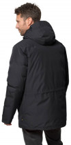 Пуховик Jack Wolfskin North Ice Parka M 1111681-6000 XXL Черный (4060477270241) - изображение 3