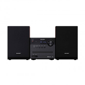 SHARP Micro Brown Sound System (XL-B510(BR))