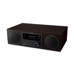 SHARP All-in-one Hi-Fi Sound System (XL-BB20D(BR))