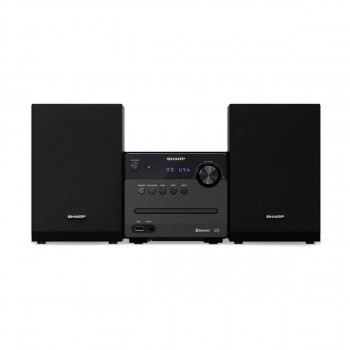 SHARP Micro Sound System Black (XL-B510(BK))