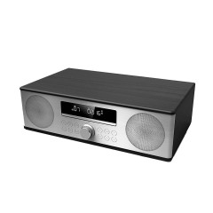 SHARP All-in-One Sound System (XL-B715D(BK))