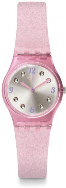 Женские часы SWATCH ROSE GLISTAR LP132C - изображение 1