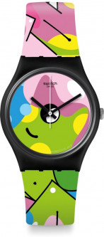 Наручные часы SWATCH IMAGE OF GRAFFITI GB317