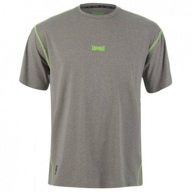 Футболка Tapout Active Grey, M (10056846)