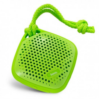 Акустическая система HOCO BS1 Wireless Bluetooth Speaker Green