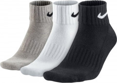 Носки Nike U Nk V Cush Ankle-3P Value SX4926-901 XL (46-50) 3 пары (887232701154)