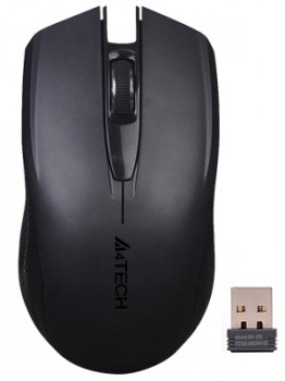 Мышь A4Tech G11-760N Wireless Black (4711421941068)