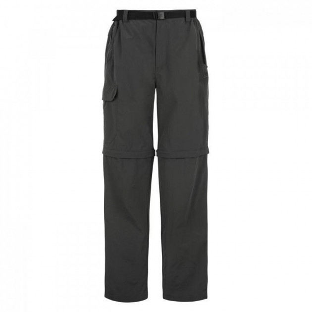 Мужские брюки Karrimor Aspen Zip Off Trousers Charcoal, XL (10074396)