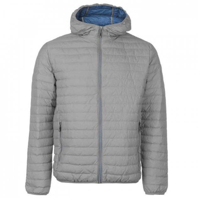 Куртка Karrimor Hooded Down Grey, XL (10079932)