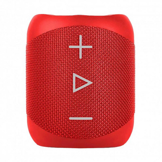 Акустическая система Sharp Compact Wireless Speaker Red (GX-BT180(RD)) - изображение 1