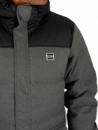 Куртка Levi's Down Puffer Parka Dark Heather Grey2 XL (56585-0007) - изображение 4