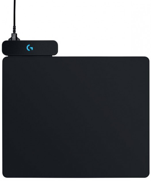 Игровая поверхность Logitech G PowerPlay Charging System Mouse Pad (943-000110) - изображение 1