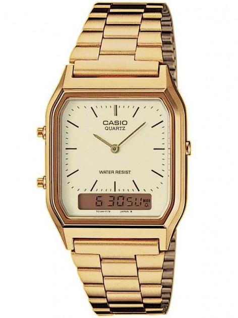 Часы CASIO AQ-230GA-9DMQYES Collection 30mm 3ATM - зображення 1