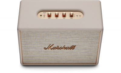 Акустическая система Marshall Loudest Speaker Woburn Multi-Room Wi-Fi Cream (4091925)